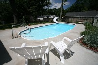 Savannah Deep Fiberglass Pool
